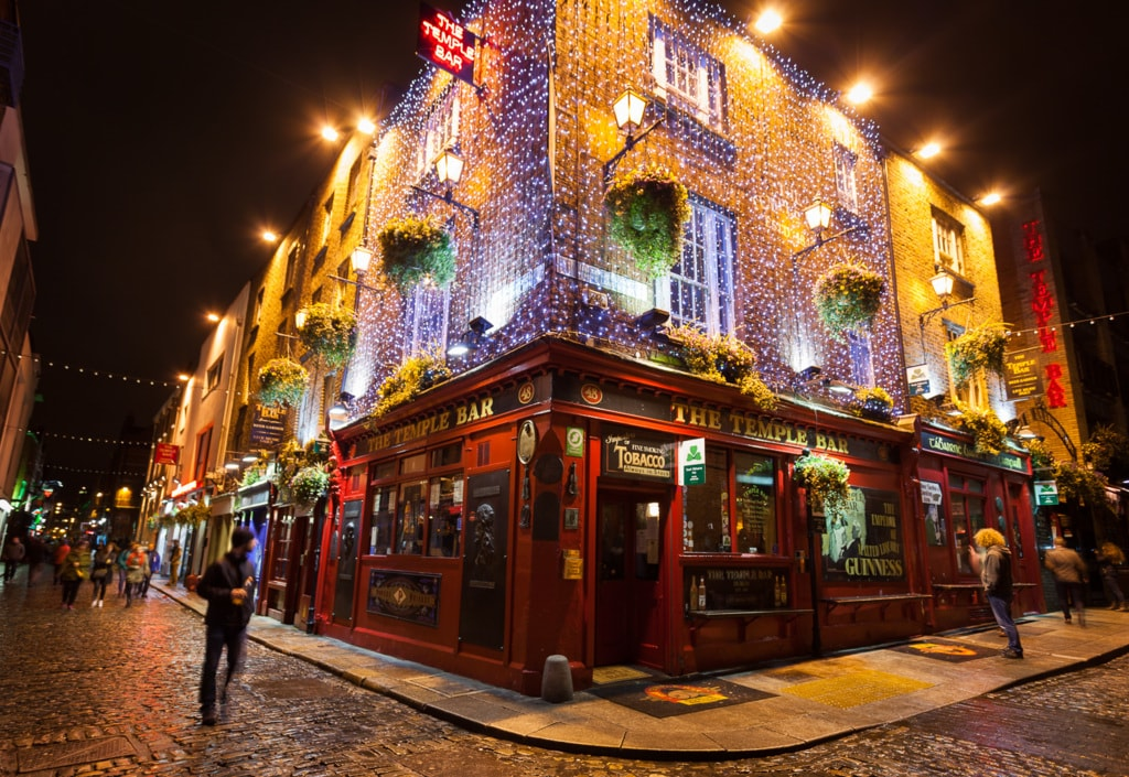 Christmas Shopping in Dublin - Must visit place via Enroute Europe