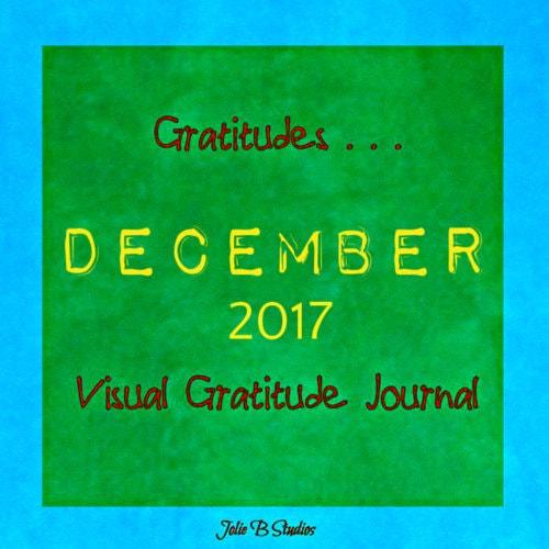 December Gratitude Journal Cover via Jolie Buchanan