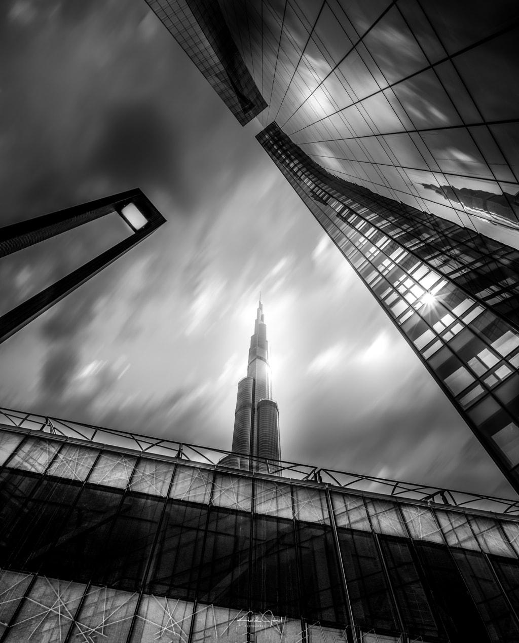 Framed greatness via Khalid Jamal Abdullah