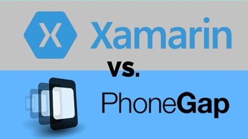 PhoneGap vs Xamarin Comparison