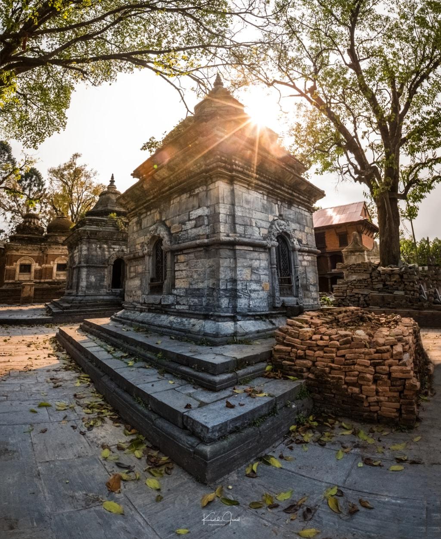 Temples land via Khalid Jamal Abdullah