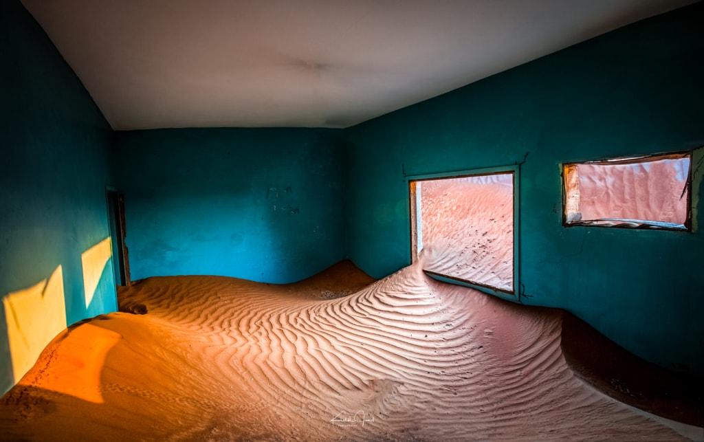 Leak of sand via Khalid Jamal Abdullah