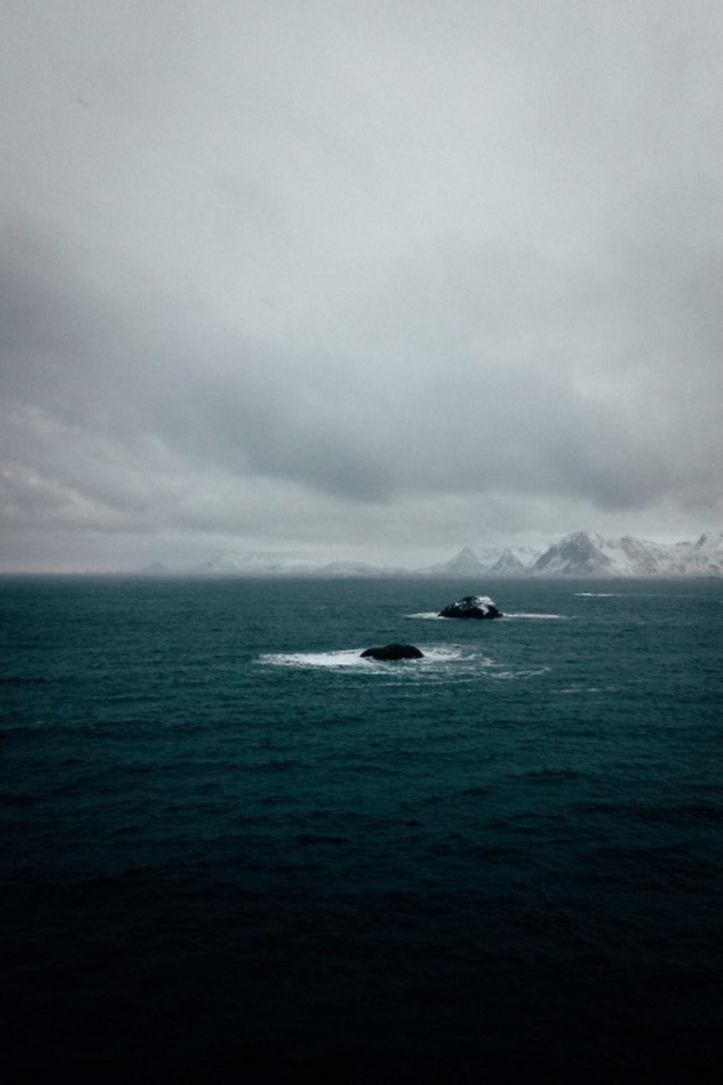 Nøkkeløya, Norway // By Benjamin Behre via Barbara Fariña