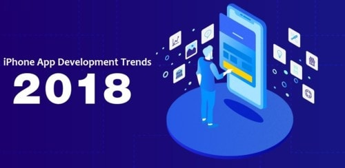 7 iPhone App Development Trends to Watch Out for in 2018 htt... via VOCSO TECHNOLOGIES