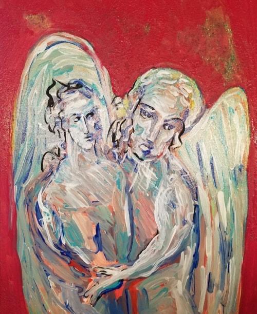 Seeking exhibition opportunities, collectors, curators, and ... via David carter