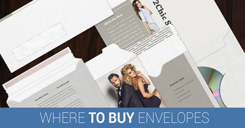 How and Where to Find The Best Envelopes via CF Designers