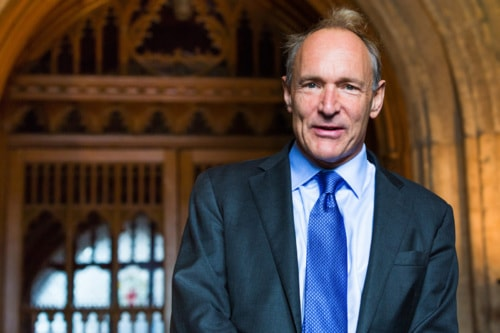 Sir Tim Berners-Lee stays committed to the World Wide Web - SD Times