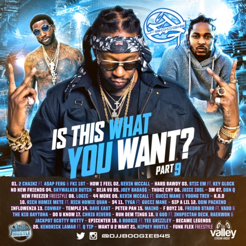 DJ J-BOOGIE – IS THIS WHAT YOU WANT 9 – MP3  https://itleake... via It Leaked