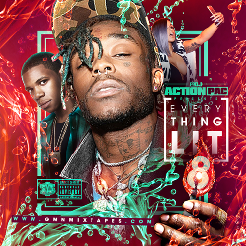 Action Pac - Everything Lit 8 | It Leaked
