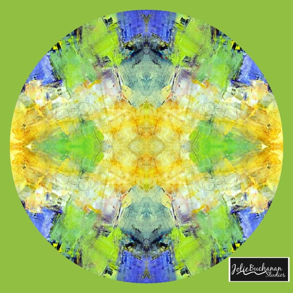 Into The Center - JBS Mandala Creations   Jolie Buchanan