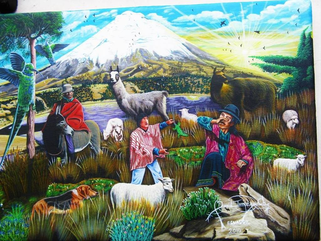 indigenous life via david