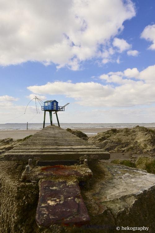 Spring on the ocean shore via Heko Köster