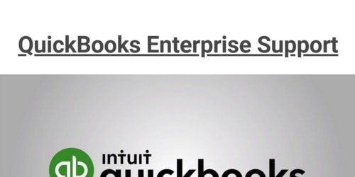 Get Quick and reliable Service with QuickBooks Enterprise Support by Stephan Robert - Infogram