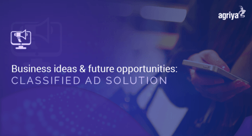Business ideas & future opportunities : Classified ad business