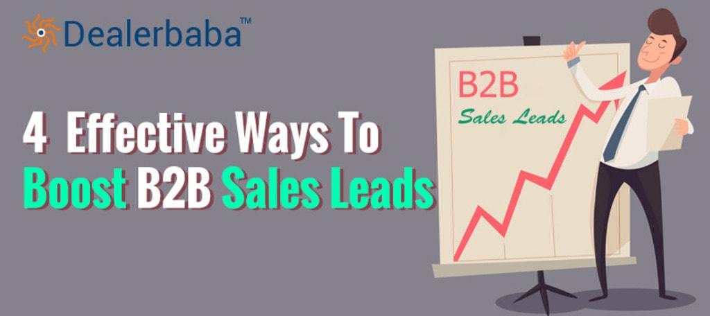Simple Ways to Increase Sales #Leads. Sales lead generation ... via Dealerbaba