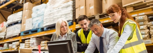 How does a Warehouse Smart Inventory Management System perform?