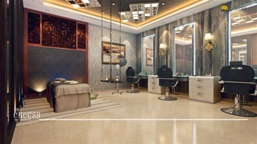 3D Architectural Rendering 2018 via Vittoria Dmowska