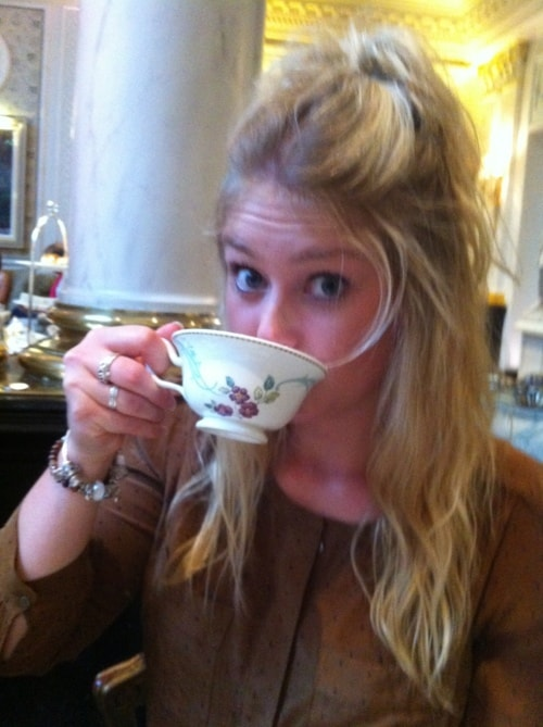In the time it takes to drink a cup of tea own your own full... via Perry Estelle