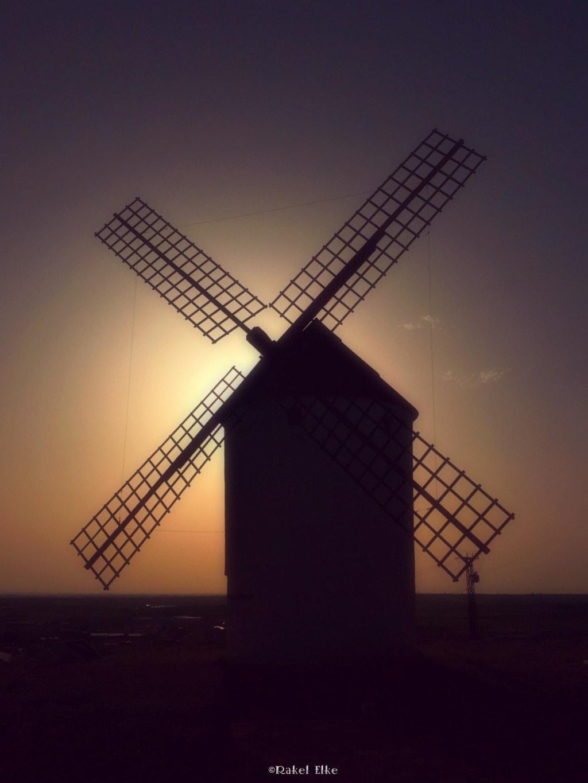 Backlight mill via Rakel Elke