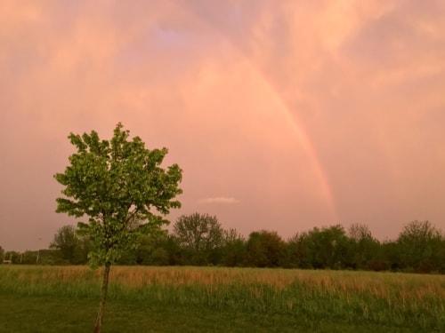 Big Storm followed by Colors via Steven Hughes