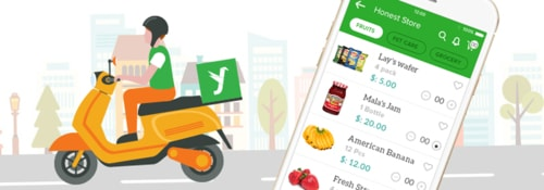 How to build on-demand grocery delivery app for today's tech-savvy