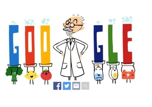 Google Doodle celebrates S.P.L Sorensen: The Danish scientist who introduced the pH scale