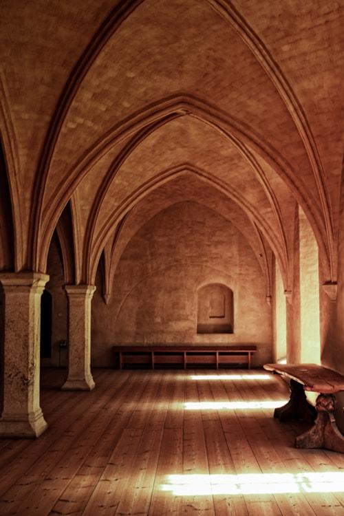 Chapel At Castle via Jukka Heinovirta