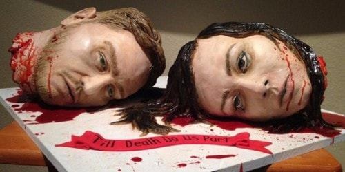 Amazing 10 Of The Most Shocking Cakes Ever Made