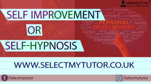 SELF IMPROVEMENT or SELF-HYPNOSIS - Tutoring Experts Blog -Select My Tutor