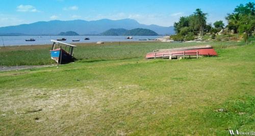 Old Antonina beach