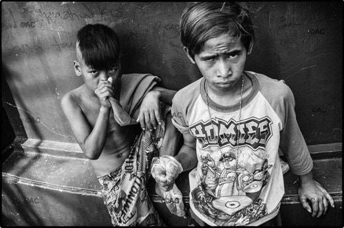 The people in need via Leo Erwin Garcia