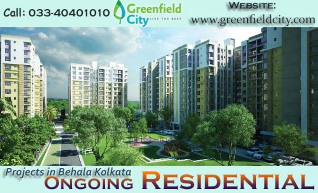Greenfieldcity offers ongoing residential projects in Kolkat... via Green Fieldcity