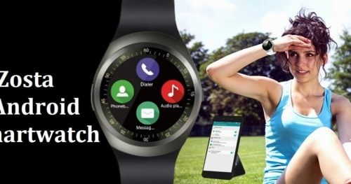 Buy Branded Android Smartwatch Online In India At A Steal Of Price