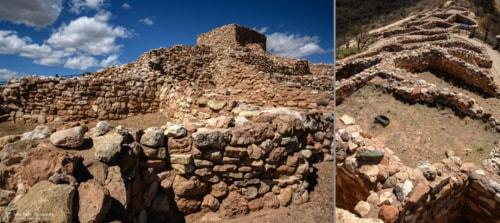Ancient Ruins of Arizona's Verde Valley via John Hight