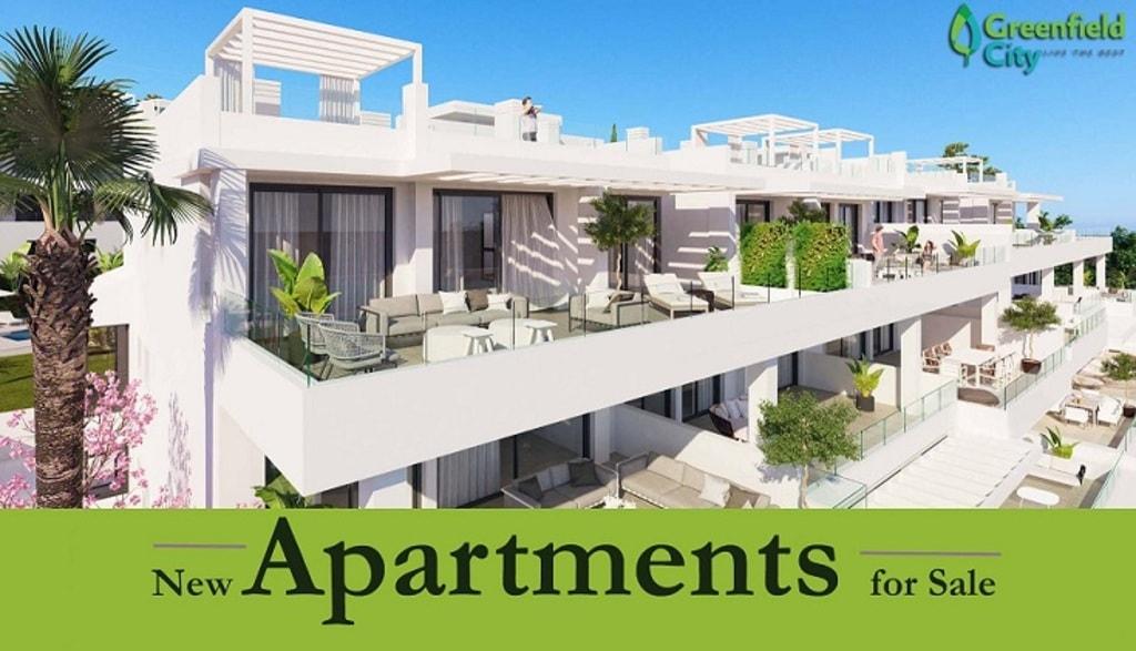 New apartments for sale in Behala via Green Fieldcity