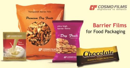 Barrier Films in Food Packaging