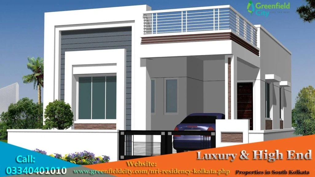 Luxury living in kolkata via Green Fieldcity
