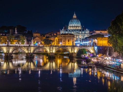 Roaming around Rome via Rob Lyons