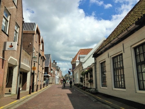 Modern Alkmaar via Luigi Cappel