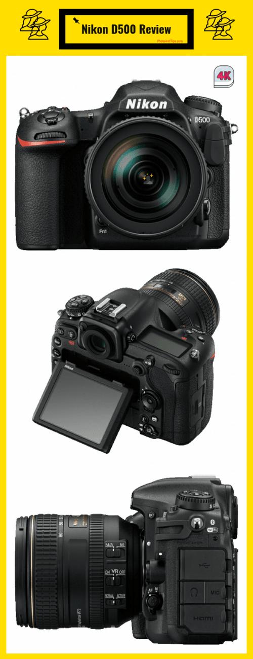 Nikon D500 Review | Fastest DX DSLR Ever