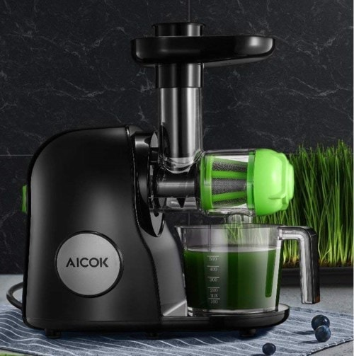 Aicok Slow Masticating Juicer Review: 2018's Best Slow Juicing Machine