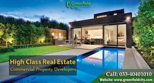 Commercial Property Developers in Kolkata via Green Fieldcity