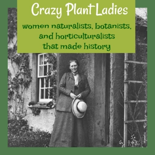 Crazy Plant Ladies - #Books via Jolie Buchanan
