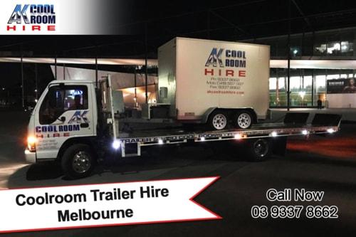 Coolroom Trailer Hire Melbourne via Kellie Brooks