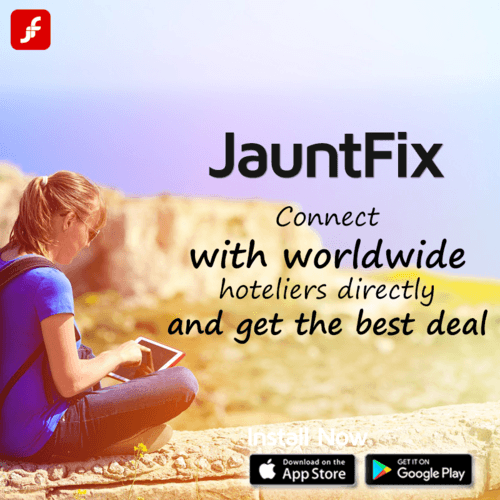 🤔Facing difficulty in finding hotels🏩 for your trip! Don't... via JauntFix