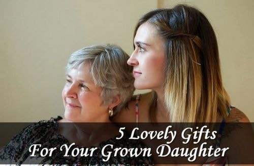 5 Lovely #Gifts For Your Grown #Daughter | ModernLifeBlogs  ... via Amit Verma