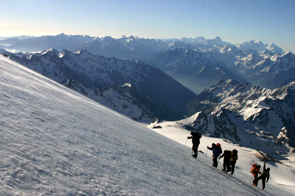 Mount Elbrus - Guide to Climbing Mount Elbrus:  #MountElbrus... via Dook International