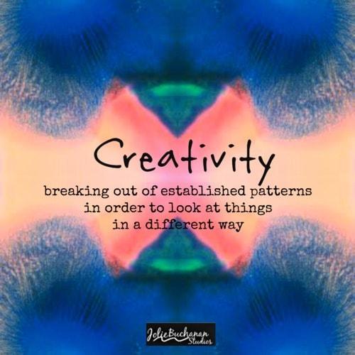 Creativity via Jolie Buchanan
