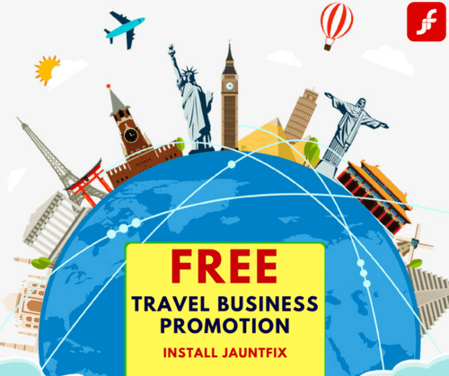 😵Want to promote your travel business among worldwide trave... via JauntFix