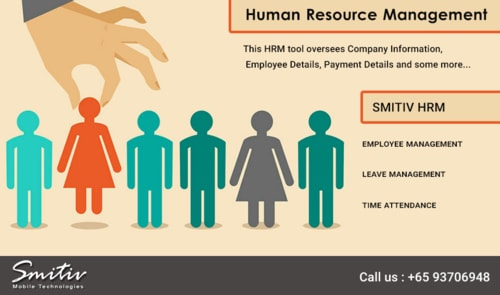 Human Resource Management Software via smitiv
